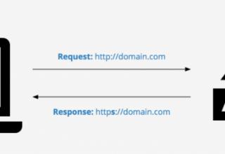 IIS üzerinde HTTP Header Güvenliği